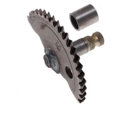 berugó fogaskerék félkörív GY6 4T 46.5mm 8-fogas racsnihoz