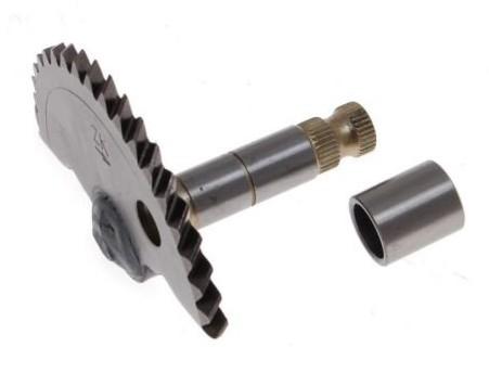 berugó fogaskerék félkörív GY6 4T 62mm 8-fogas racsnihoz