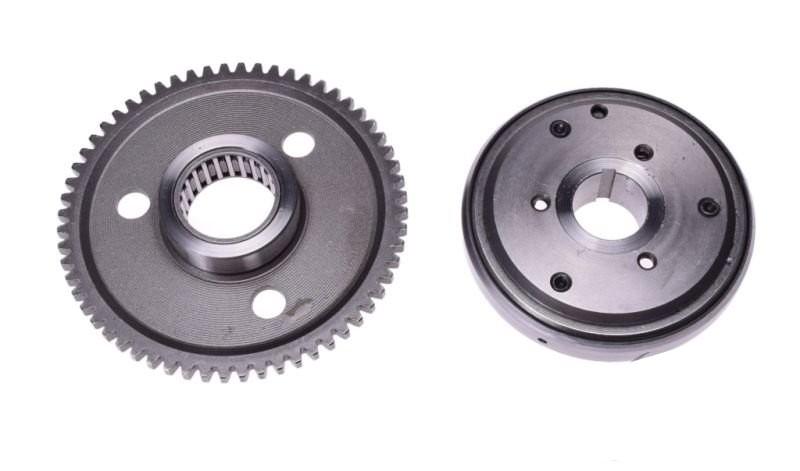 Kuplung, önindító motor GY6 125