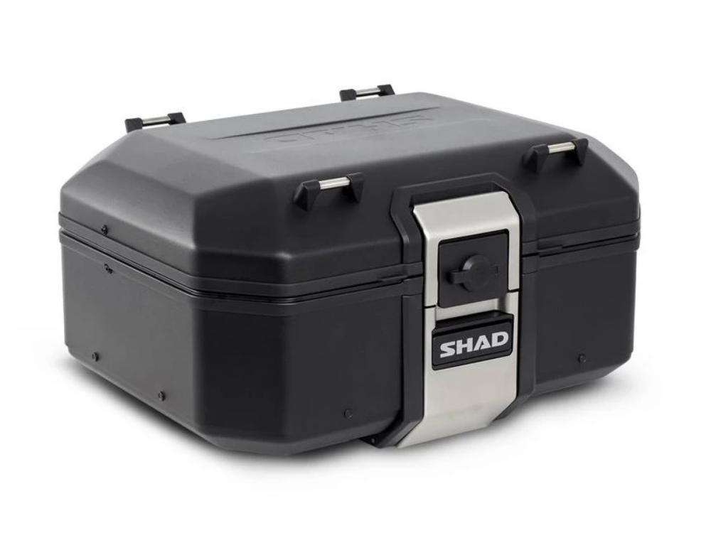 hátsó doboz SHAD 4P alumínium Terra TR37 fekete