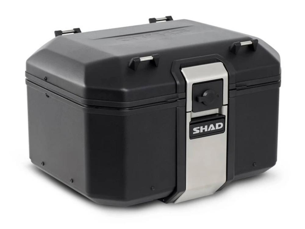 hátsó doboz SHAD 4P alumínium Terra TR48 fekete