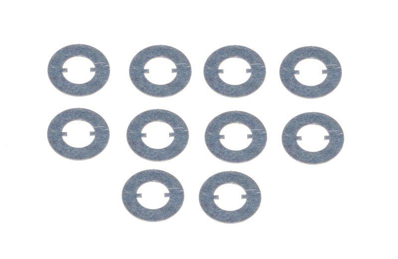 Alátét lemez, kapcs. gyűrű kupl. külső WSK125 10db