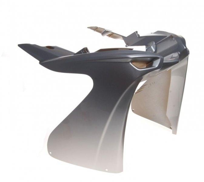 Idom első burkolat orr ezüst Yamaha Aerox 2013-2014