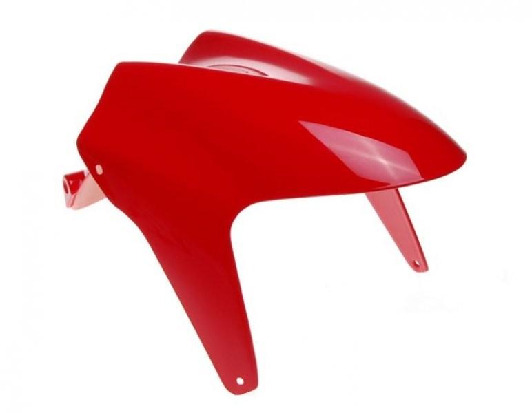 sárvédő első piros Yamaha Aerox