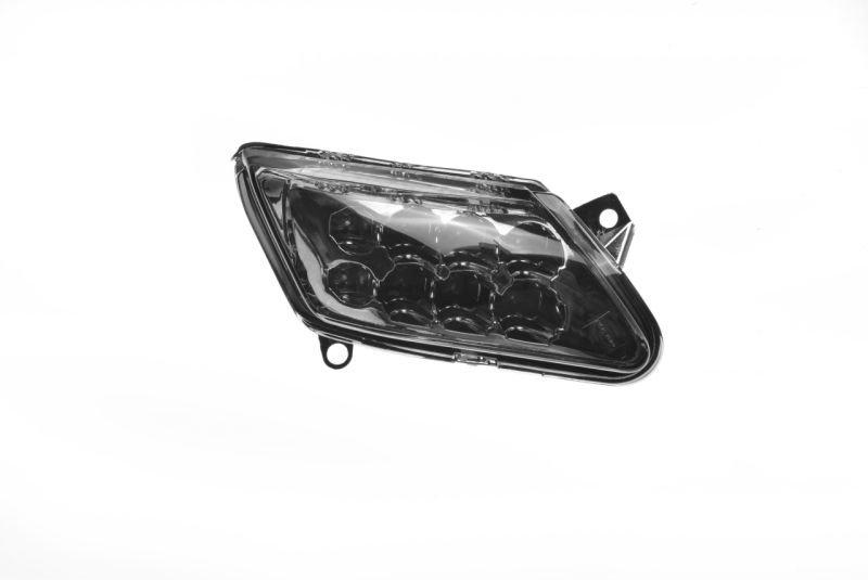 Index, irányjelző lámpa bal első LED víztiszta YAMAHA X-MAX