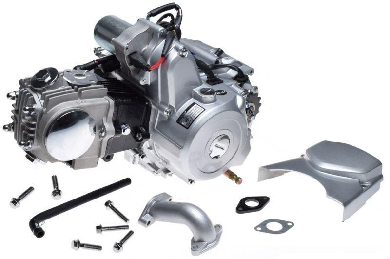 Motor, komplett 50ccm 4T 139FMB váltós kis chopper China
