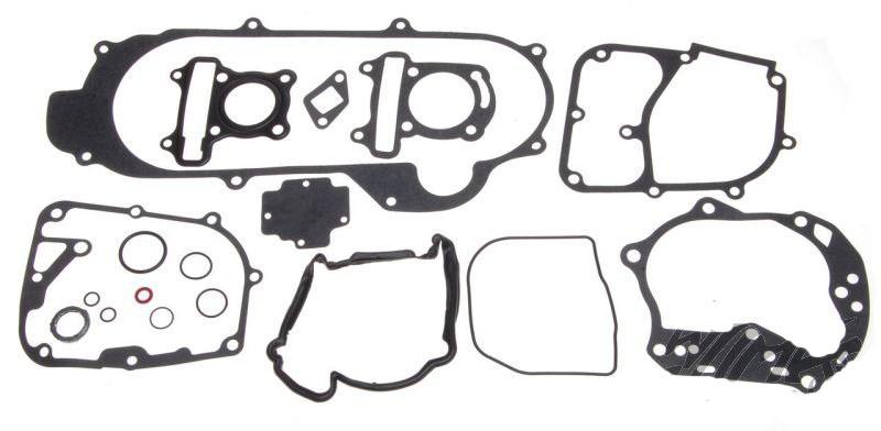 tömítés szett bővített 4T 139QMB KINROAD XT50QT-2 Peugeot V-Clic