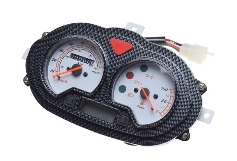 Sebességmérő műszer komplett, Exactly