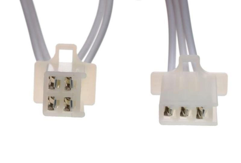 csatlakozó kábel ellendarab CDI C.D.I. vezérlő elektronika