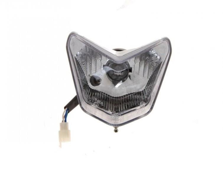 lámpa, komplett alsó ATV 250 STXE