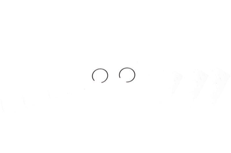 Biztosítógyűrű, dugattyúcsavar XY150-17 2db