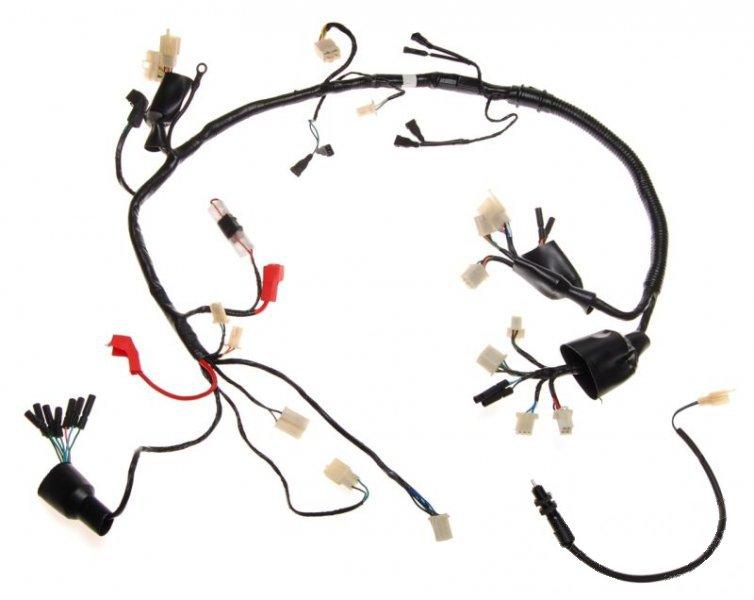Kábel köteg, SHINERAY XY150-17