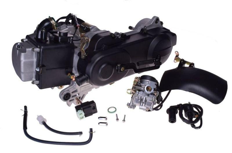 Motor komplett, 80cc 4T 139QMB 430mm